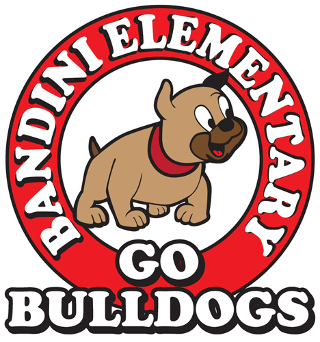School Bulldog Logo